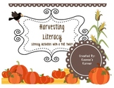 Harvesting Literacy: Fall Literacy Station Activities with