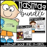 Hashtag End of the Year Awards and Memory Book bundle! #is
