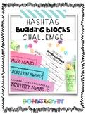 Hashtag Building Blocks Challenge
