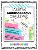Hashtag Building Blocks Challenge