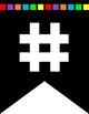 Hashtag #DREAMBIG (Dream Big) Growth Mindset Banner