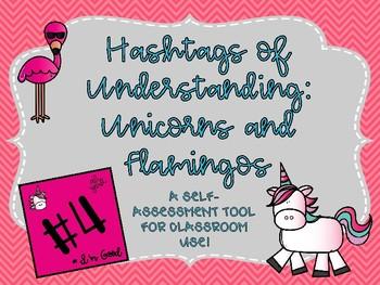 Hashtags of Understanding: Unicorns and Flamingos