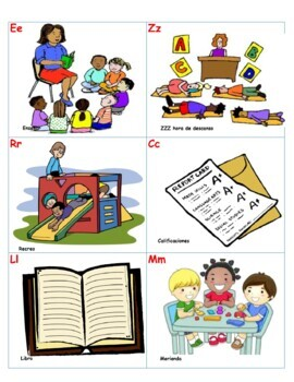 Hassle Free Back to School Vocabulary Puzzle