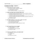Hasta La Sepultura - Chapter Comprehension Questions