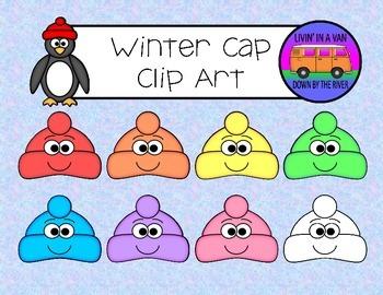 Winter Cap Clip Art