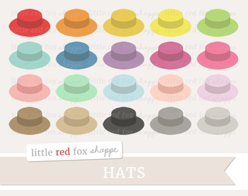 Hat Clipart; Clothes, Clothing, Fishing
