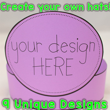 Hat Clipart - Create your own hat!