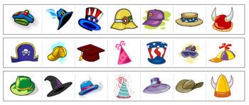 Hat Cutting Strips