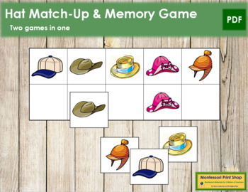 Hat Match-Up and Memory