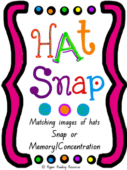 Hat Snap matching game
