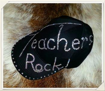 Hat: Teachers Rock!