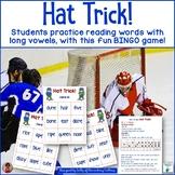 Long Vowels: Hockey Themed BINGO Game