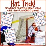 Place Value   Hockey Themed BINGO Game