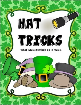 St. Patrick's Music Symbol Game: Hat Tricks