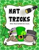 St. Patrick's Music Symbol Game: Hat Tricks