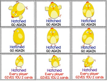 CVC Word Game: Hatch the Chick