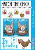 Hatch the chick - ch digraph sorting game