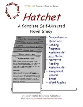 Hatchet: A Complete Novel Study