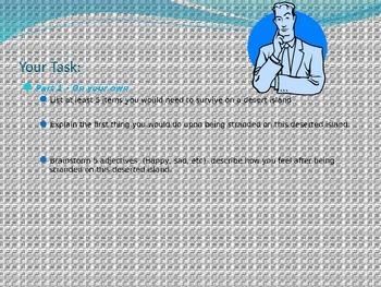 Hatchet - A PreReading Adventure (Powerpoint)
