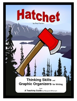 Hatchet    Thinking Skills and Graphic Organizers for Writing
