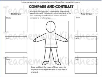 Hatchet Character Analysis