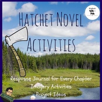 Hatchet Book Activities