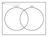 Hatchet Book and Movie Venn Diagram