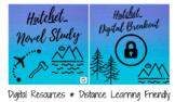 Hatchet Bundle: Novel Study & Digital Breakout / Escape Room