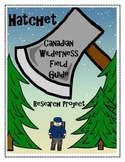 Hatchet Canadian Wilderness Field Guide Research Project