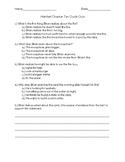 Hatchet Chapter 10 Quick Quiz