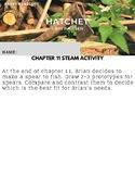 Hatchet Chapter 11 STEAM