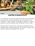 Hatchet Chapter 14 STEAM