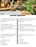 Hatchet Chapter 5