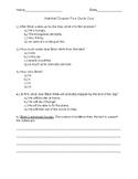 Hatchet Chapter 5 Quick Quiz