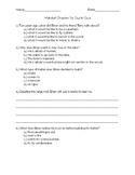 Hatchet Chapter 6 Quick Quiz