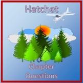 Hatchet-Chapter Questions