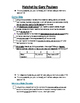 Hatchet Choice Board Mark Sheets