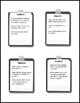 Hatchet Clipboard Questions