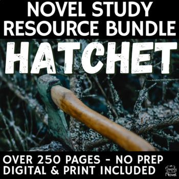 13 Best Hatchet Study Guide images | Activities, Animal ...