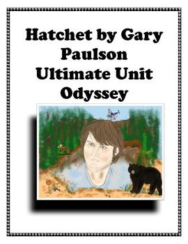 Hatchet Common Core Complete Unit Odyssey