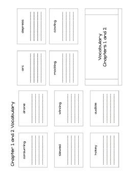 Hatchet Complete Interactive Notebook Unit