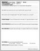 Hatchet Comprehension Packet