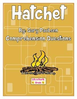 Hatchet Comprehension Questions