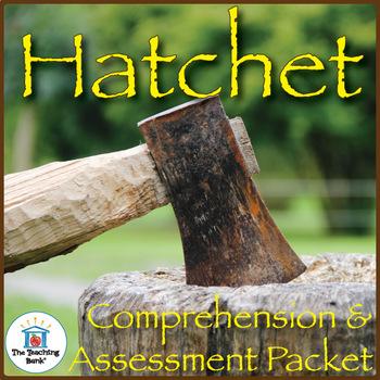 Hatchet Comprehension and Assessment Bundle