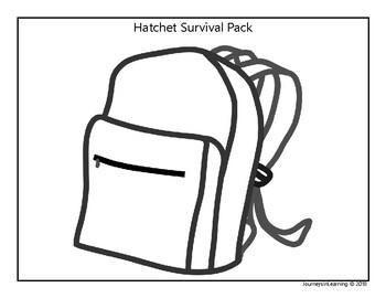 Hatchet-Culminating Activities