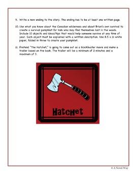 Hatchet Final Project