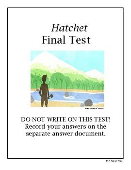 Hatchet Final Test