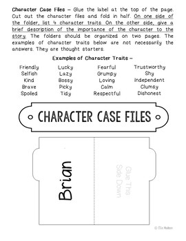 Hatchet Interactive Notebook Novel Unit Study Activities, Book Report Project