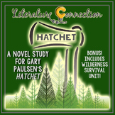 Hatchet Interdisciplinary Literature Unit