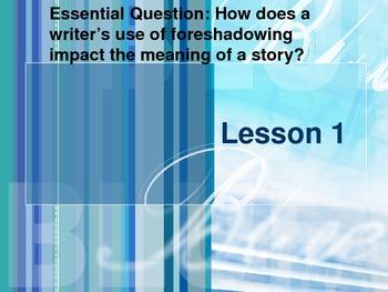 Hatchet- Lesson 1 PowerPoint
